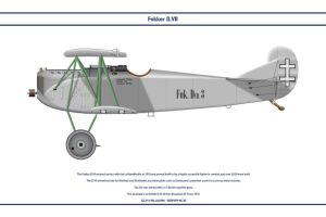 Fokker D.VII Lithuania 1 by WS-Clave