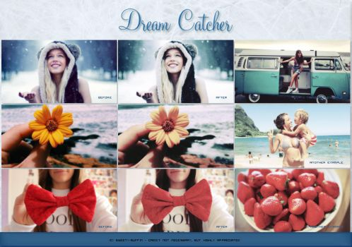 Dream Catcher Action by Sweety-Muffin by Sweety-Muffin