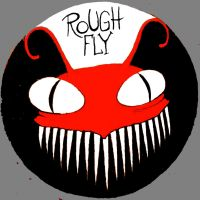 monster sticker by RoughFly