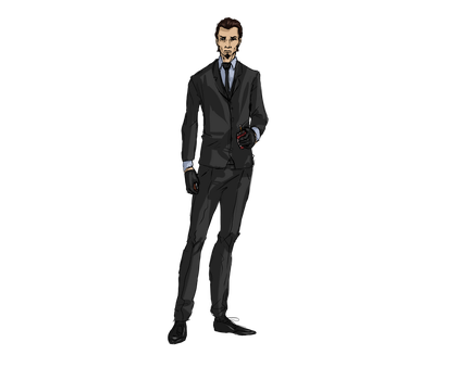 game character (concept art) by BoubiGames