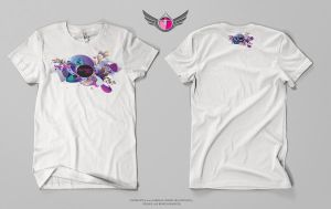 T-Shirt Dsgn4 by Statique77