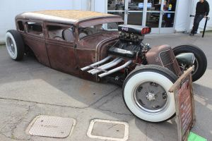 29 Chrysler Rat by DrivenByChaos