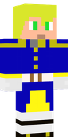 Swedish Carolean (Minecraft no hat) by TossarN