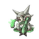 Chesnaught used Needle Arm by SirCaterpie