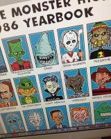 Movie Monster High 1986 Yearbook - wip colors by thegreck