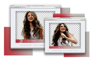 Pack png 780 // Selena Gomez by ExoticPngs