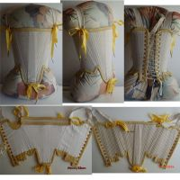 1700's Conical Corset by sidneyeileen
