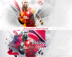 Drogba Ft AlonsoGFX by ASHRAF-GFX