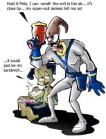 Earthworm Jim - Grooooovy by Bhryn