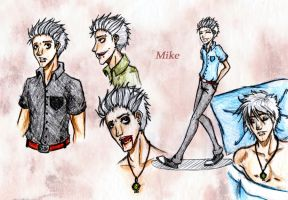 :Mike: by Mysiorek