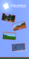 ExtraBiomesXL: A Mod by MisterFiber, Scottkillen by Cheesedoctor22
