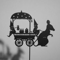 Kabouter wagen by PaperTales