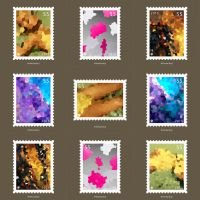Postage Stamps - The CRYSTALLIZE Collection by TheDaidoji