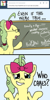 Ask Rosepetal Question 6 by DoggonePony