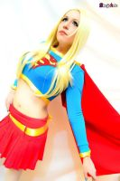 SuperGirl Cosplay by CherrySteam
