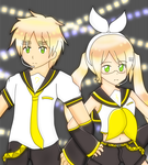 Hetalia and Vocaloid crossover by SonYashaGirl