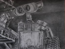 Wall-e by Arie09