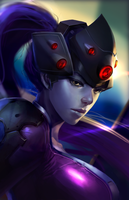 Widowmaker by SkyrisDesign