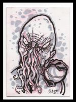 Ood ACEO by McMillen