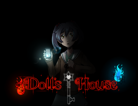 The Doll's House: Title Screen try 1 by sedgeie