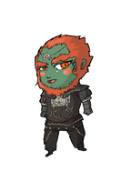 Ganondorf is so cute I can't by ohparapraxia