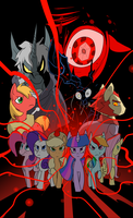 MLP Project - Red Eclipse by Metal-Kitty