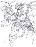 Tiamat (Eternal Mother) by dmage8888