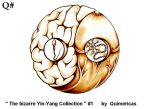 THE BIZARRE YINYANG COLLECTION by QUIMERICAS