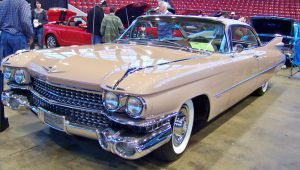 '59 Cadillac 62 Coupe by DetroitDemigod