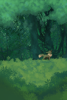 The Silent Wood by MamaTad