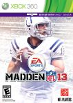 Andrew Luck Madden 13 Cover by AiDub