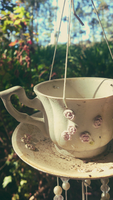 Teacup Wind Chime by apparate