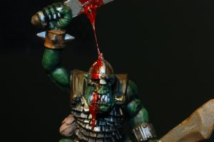 Bloody Orc by Perpetuum-Mobile