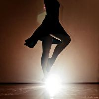 she dances by Frall