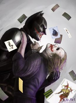 The Game - Card version by P-JoArt