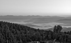 Sea of clouds by bugsbunny90