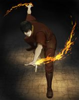 Z for Zuko by doubleleaf