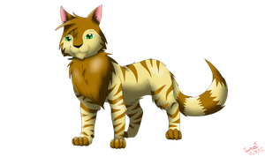 Lionheart (UPDATED) by SkyBlueArts