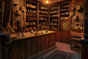 Pharmacy by RealNam