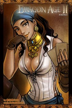 Isabela-colored by uuyly
