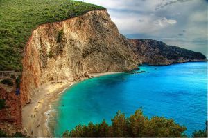 The jewel of Lefkada by Kounelli1
