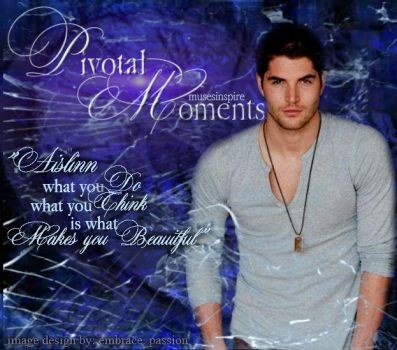Pivotal Moment Banner (Wattpad Story) by EmbracePassion