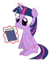 Twilight Sparkle drawing 1 by Acuario1602
