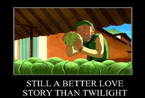 cabbage guy better love story than twilight by CatladyKim