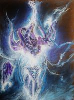 Protoss Archon by FrostedFlakes62