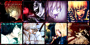 .:Death Note Icons:. by FalcoN-chan93