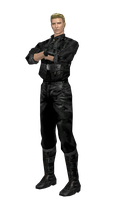 Albert Wesker Code Veronica rigged by WoundedWrath