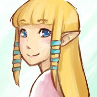 Zelda - Skyward Sword by jojostory