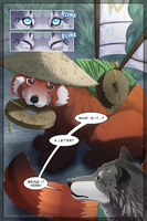 Guardians page 10 REVAMP by akeli