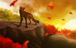 Calendar 2016 - October by Cylithren